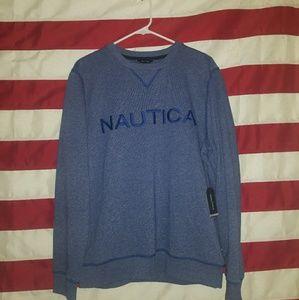Blue Nautica Sweatshirt